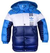 Зимняя куртка Adidas для мальчика фото