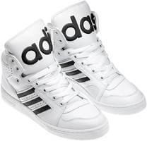 Высокие кроссовки Adidas женские фото